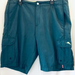 Other - Tommy Bahama Relax Green Cargo Short Size 38 Waist